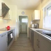 Ferienwohnung Akelei Küche