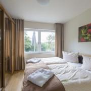 Ferienwohnung Arnika Schlafzimmer